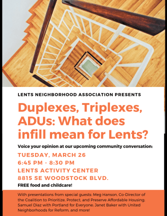 Duplexes, Triplexes, ADUs_ What does infill mean for Lents?-3