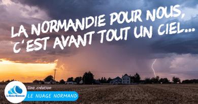 VIDEO : La Normandie pour nous, c'est avant tout un ciel…