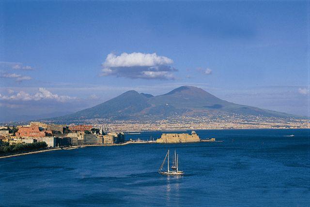 gita a Napoli con i bambini