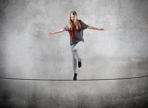 equilibrio adolescenti