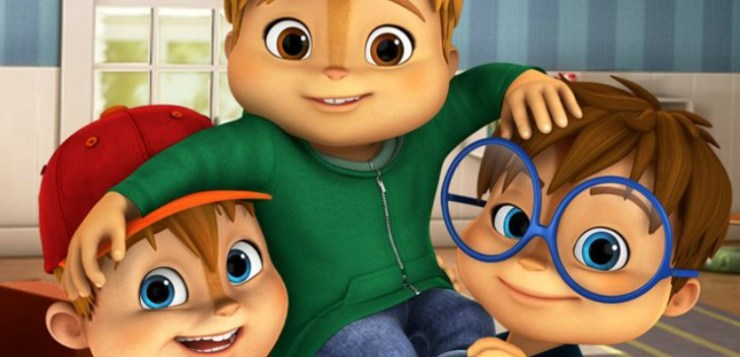Alvin e i Chipmunks in DVD e Bluray