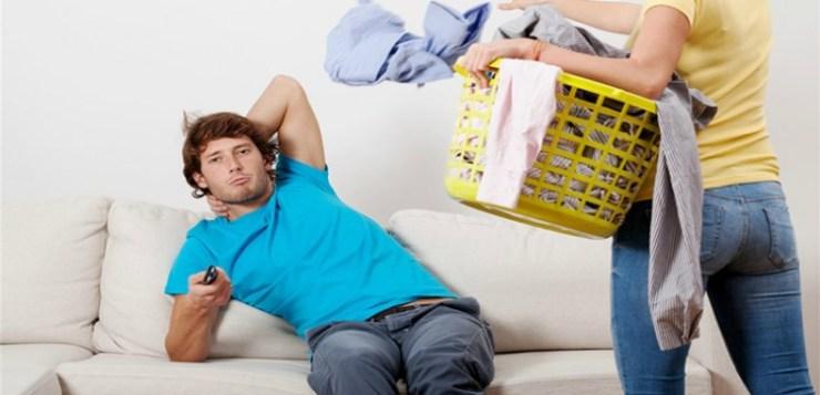 Condividere le incombenze domestiche