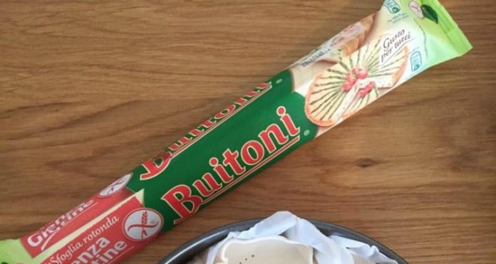 Prodotti senza glutine Buitoni