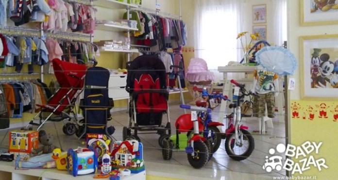 negozio dell ' usato per l'infanzia