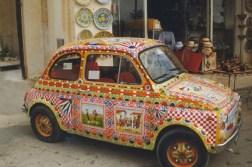 Viaggio in macchina in Sicilia