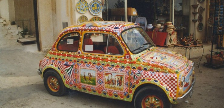 Viaggio in macchina in Sicilia. Alla scoperta della Trinacria
