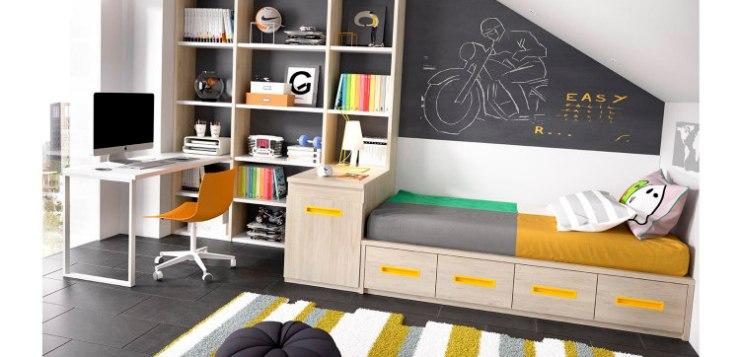 Mobili e camerette per bambini e ragazzi scontate