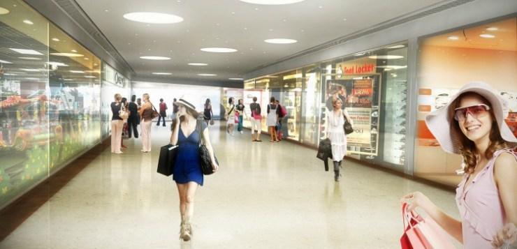Gli orari del tuo centro commerciale a portata di sito