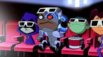 teen titans go il film