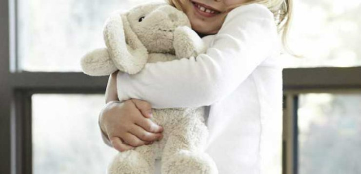 Il coniglietto che aiuta a fare la nanna