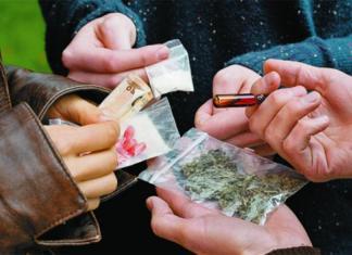 giovani dipendenza droga