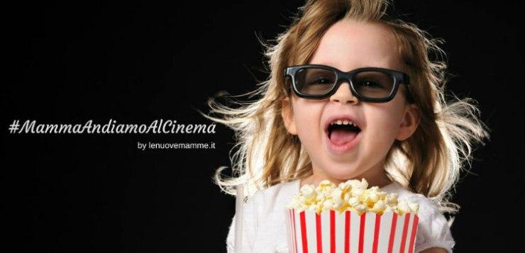 Segui Mamma andiamo al cinema e diventa Reporter con tuo figlio per un giorno!