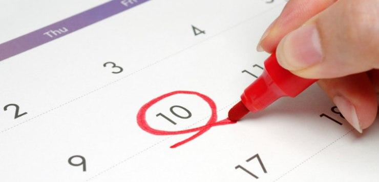 Calendario dell'Ovulazione: qualche info utile