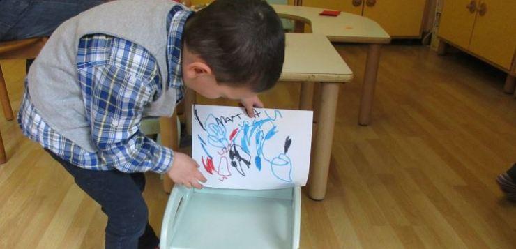 Uno spazio per i bimbi tra arte, gioco e divertimento a Roma