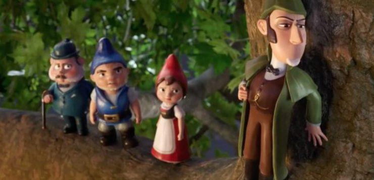 Sherlock Gnomes: emozionanti misteri. La recensione