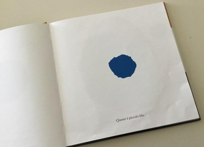 Piccolo blu e piccolo giallo, di Leo Lionni