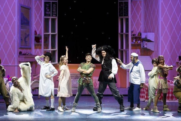Peter Pan Forever-Il Musical al Teatro Sistina – La Recensione