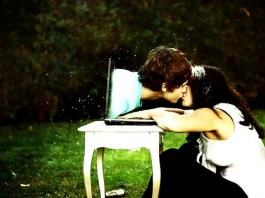 amore in internet