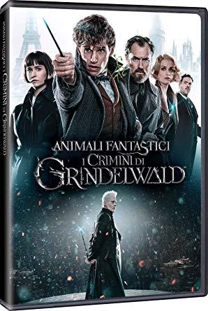 animali fantastici crimini di grindelwald