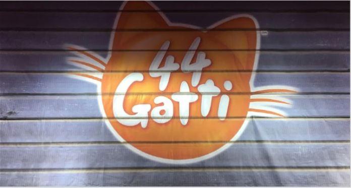 44 gatti live show garage