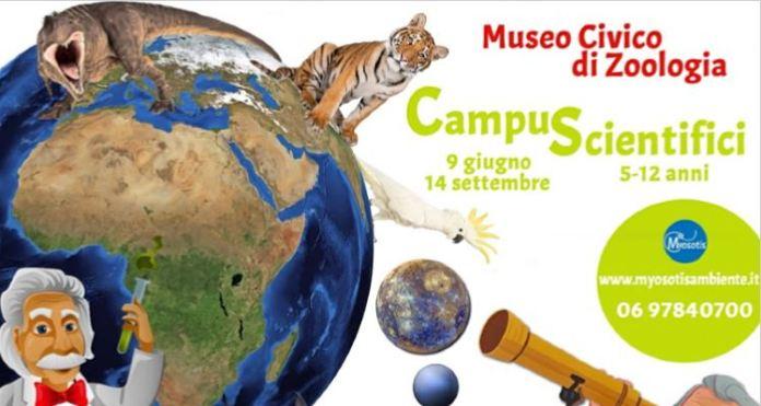 campus scientifici museo civico