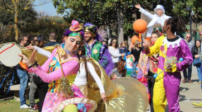 Speciale Carnevale a Roma con i bambini