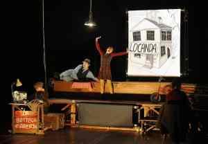Senza piume @ Teatro dei Piccoli