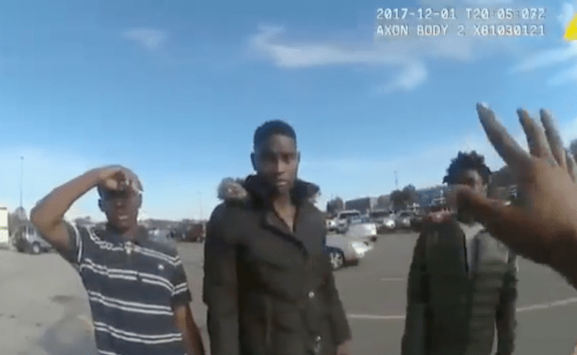 Video Released Showing Ahmaud Arbery S Arrest For