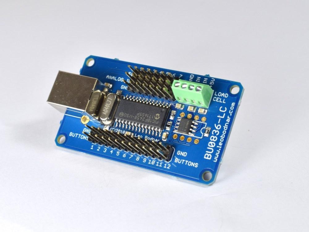 medium resolution of bu0836 lc load cell joystick controller