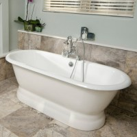 Stand Alone Soaking Tub - Bathtub Designs