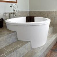 How Deep Is A Soaking Tub. Bathtub Deep Soak Style Soaking ...