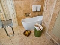 Small Soaking Tub Shower Combo - Bathtub Designs