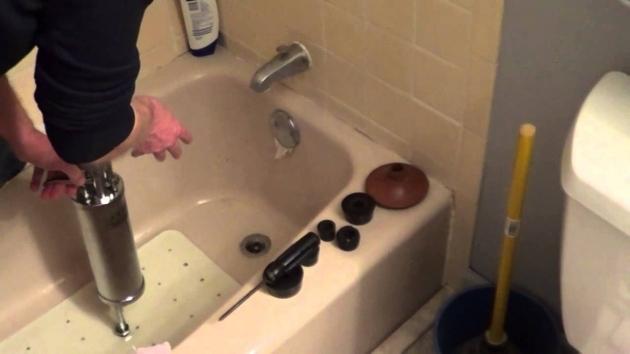 Bathtub Won T Drain At All  Bathtub Designs