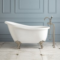 Clawfoot Tub With Jets - Bathtub Designs