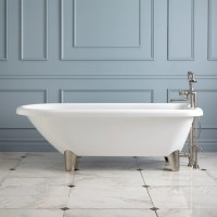 Modern Clawfoot Tub - Bathtub Designs