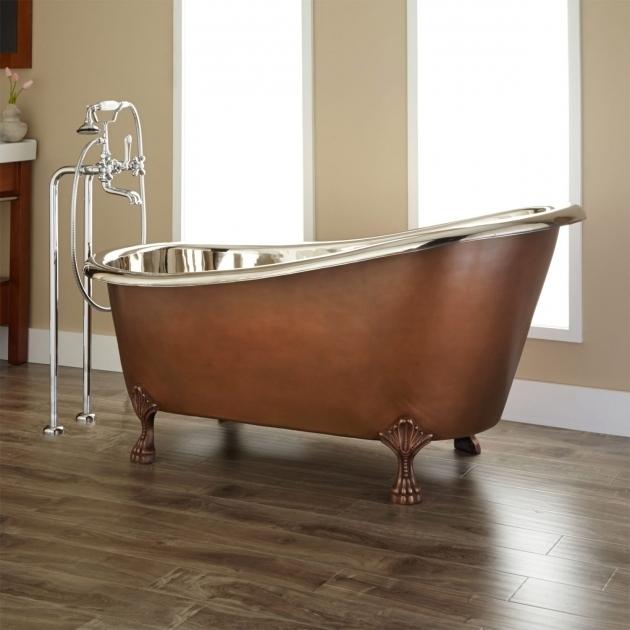 Copper Clawfoot Tub Bathtub Designs