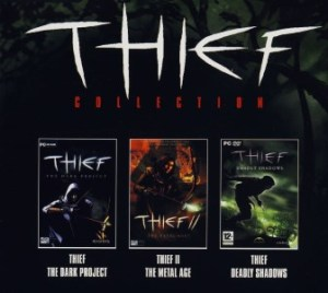 Thief Collection: Thief, The Metal Age, Deadly Shadows