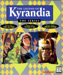 The Legend of Kyrandia Series