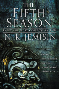 Cover for The Fifth Season by N.K. Jemisin