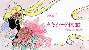 Sailor Moon Crystal: Act 6, Tuxedo Mask