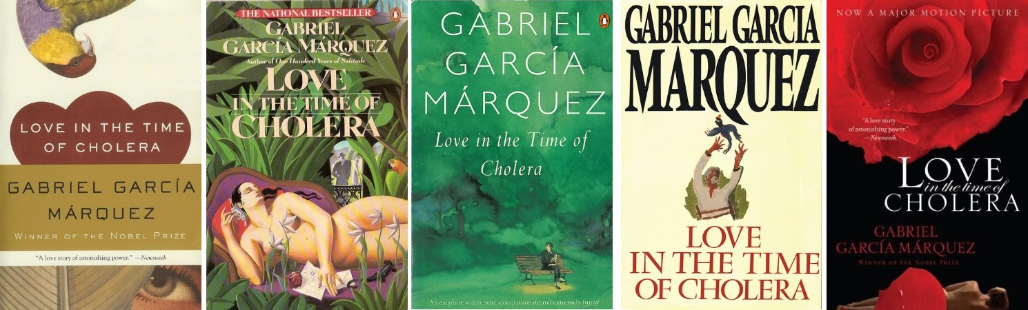 Possibly One Of The Most Famous Translated Novels Modern Times Gabriel Garcia Marquez None Covers Mention Translator And Before You Ask