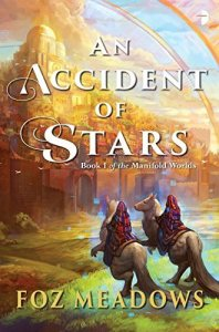 Book Talk: An Accident of Stars