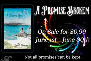 A Promise Broken: On sale for $0.99 from June 1st to June 30th at all retailers