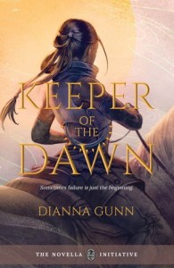 Book Talk: Keeper of the Dawn