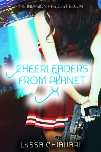Book Talk: Cheerleaders from Planet X