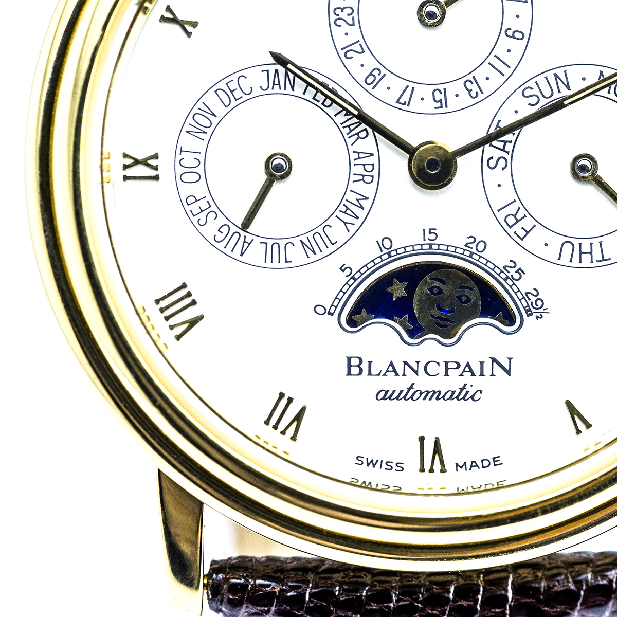 The Phases Of A Blancpain