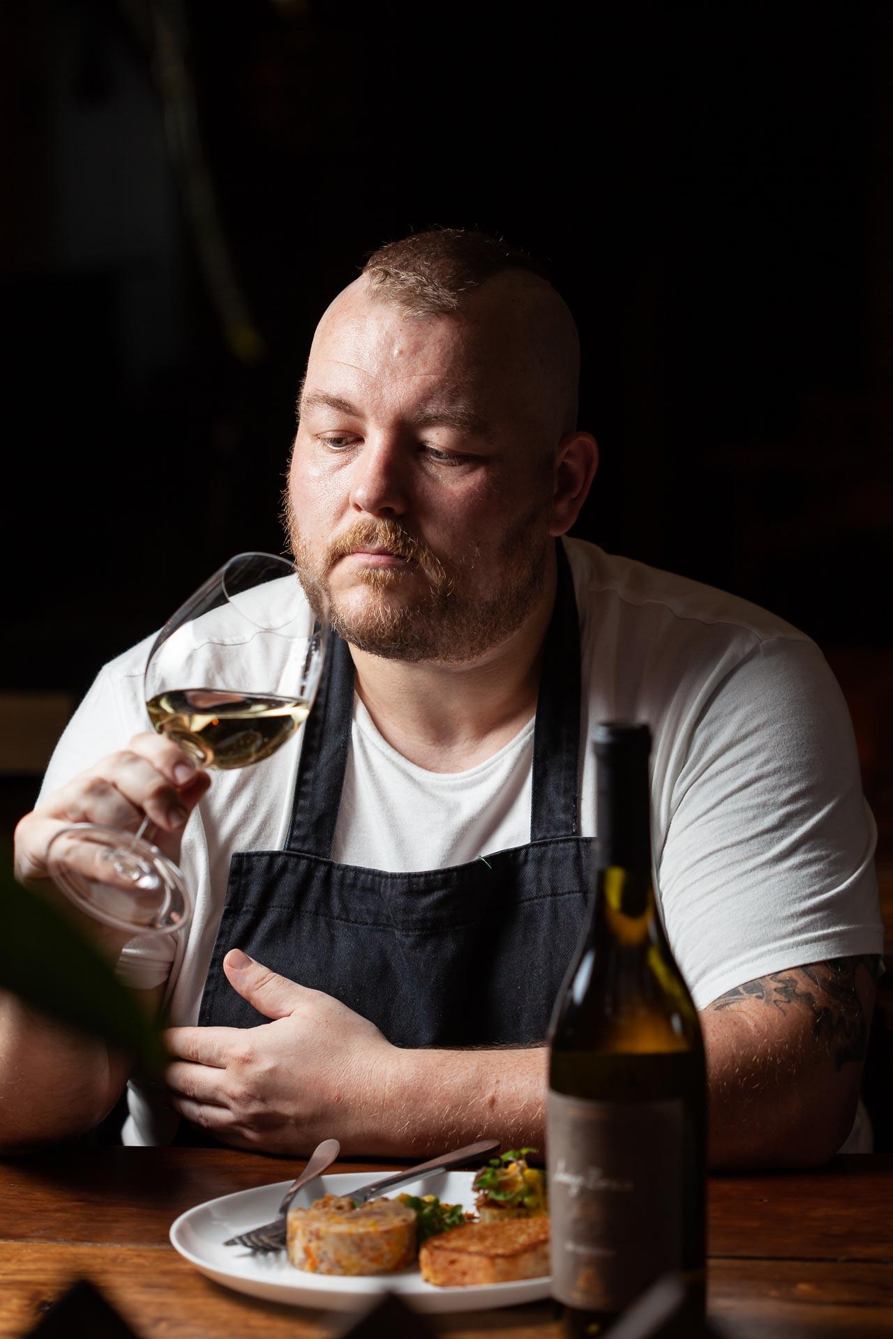 Chef Cozinha Britanico Gavin Thompson