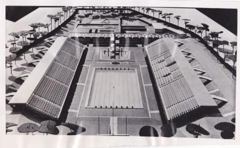 Stadio del Nuoto  Le Olimpiadi dItalia