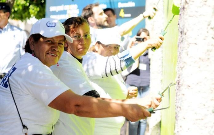 Pintará Municipio 7 mil fachadas en el Polígono Piletas