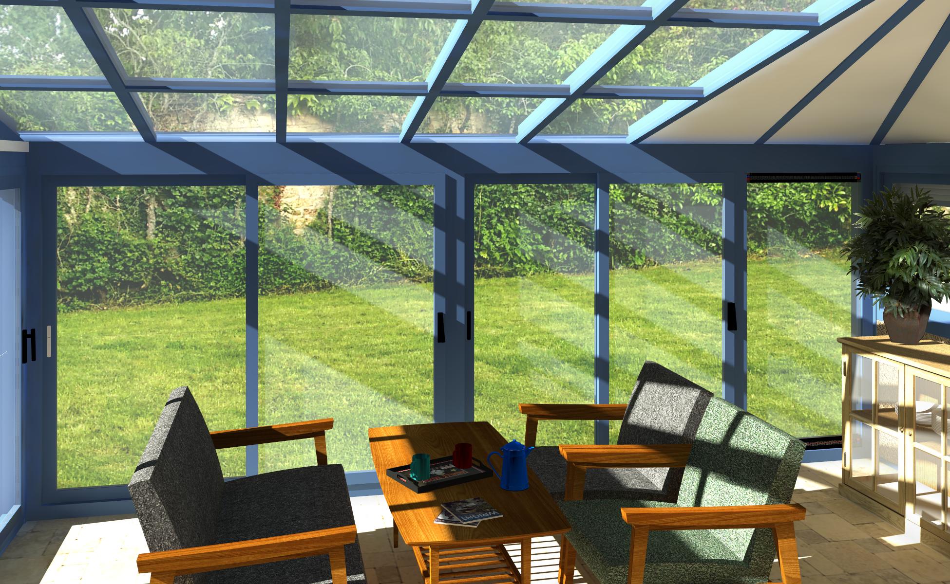 image veranda 2 avec rendu